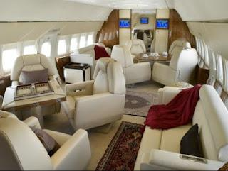 Top Ten Private Jets Owned By Wealthy Nigerians: How Much