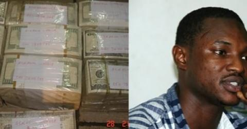 EFCC Nabs Currency Courier In Lagos Trying to Export $7m Cash
