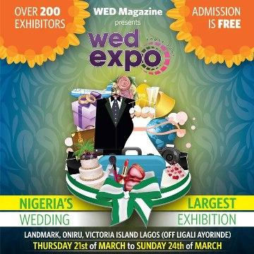 WED Magazine Presents: WED Expo - Lagos 2013