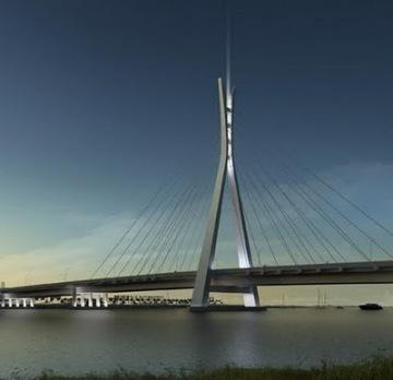 The Lekki-Ikoyi Link Bridge